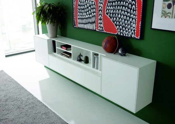 Hülsta now! easy - Sideboard, 230,4 cm breit